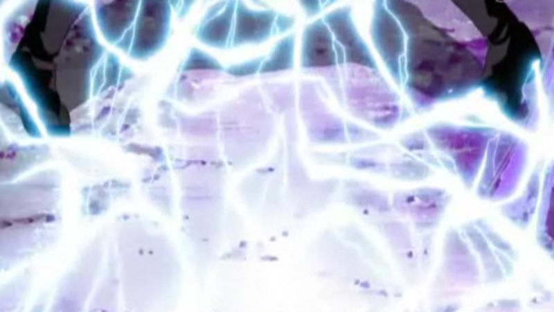 [Historia] Julian Kyor  - O trovão dos Deuses. Raiton+Jibashi