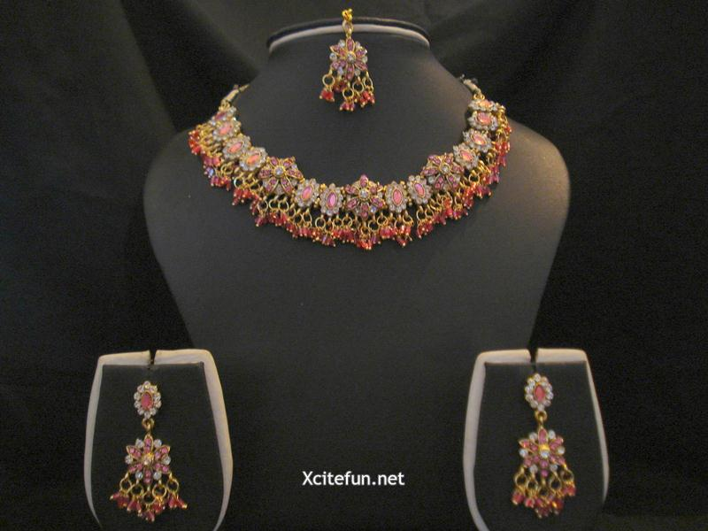 Indian Party Wear Modern Costume Jewellery