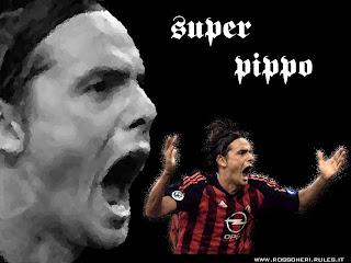 Filippo Inzaghi AC Milan Wallpaper 2011 5