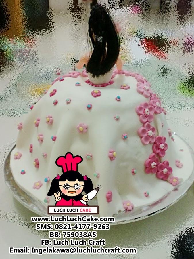 Jual kue tart princess