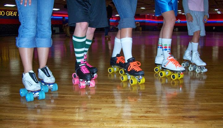 picture of kids' roller skates