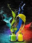 حياتى علبة ألوان