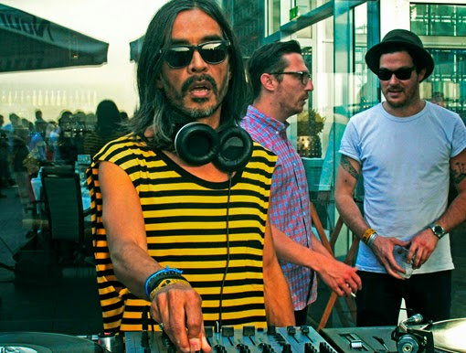 DJ yellow weather festival yellow production ima institut du monde arabe techno electro live concert paris