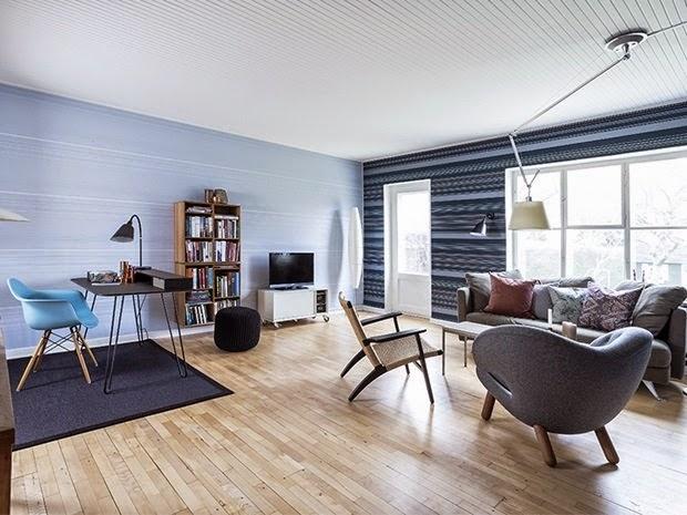 Nore interiør: trivsel i moderne stue