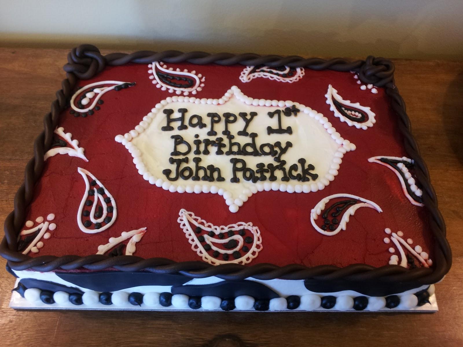 Pink Chandelier John Patricks First Birthday