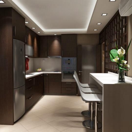 Кухня 3D - 9