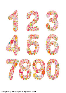 Number of flowers to print