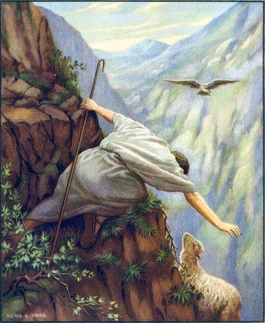 Reformed Baptist Blog Parable Of The Lost Sheep Luke 15