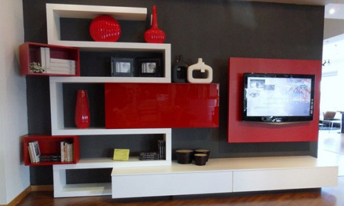Modern wall units design fashxschool