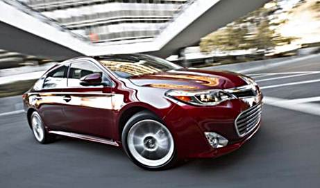 2017 Toyota Avalon Limitet Features
