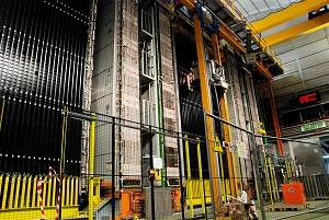 Neutrinos podem ter viajado mais rápido do que a luz