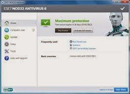 Download Eset Nod32 Antivirus 6 Latest Updates Free