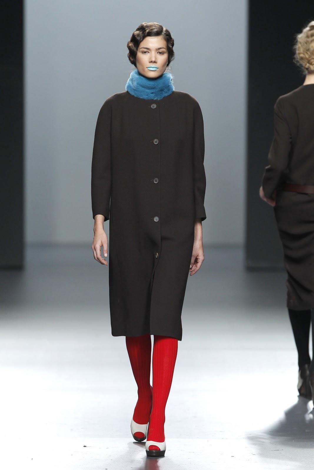 Fashion runway lemoniez madrid fashion week fall winter - Madrid chic style ...