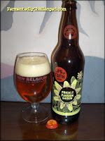 New Belgium Prickly Passion Saison