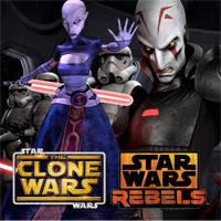 Clone Wars estrenara 6ª temporada y Star Wars Rebels muestra su 1ª imagen y concepts arts