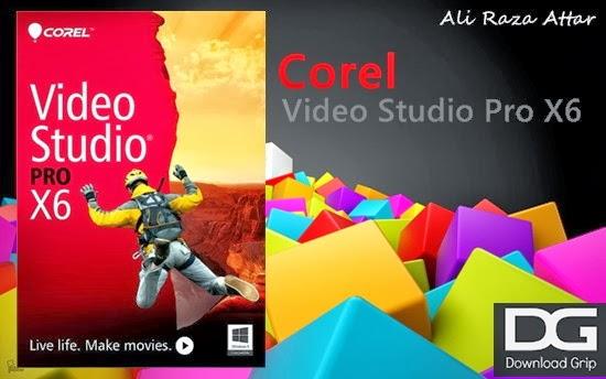 ali attar 39 s download grip corel video studio pro x6 with. Black Bedroom Furniture Sets. Home Design Ideas