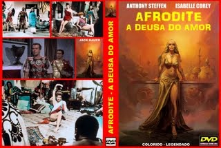 AFRODITE - A DEUSA DO AMOR