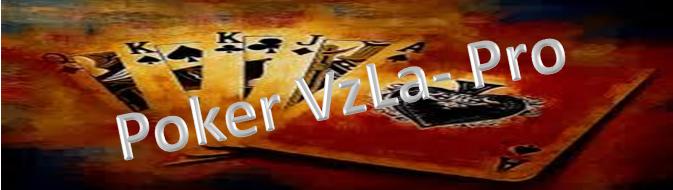 Poker VzLa -Pro