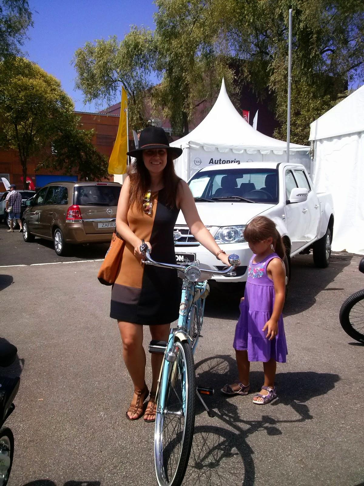 feria muestras gijon bicicleta