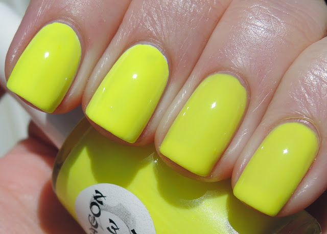 Dragon Claw Polish Blazing Banana