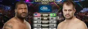 Vídeo da luta - Fábio Maldonado x Rampage Jackson
