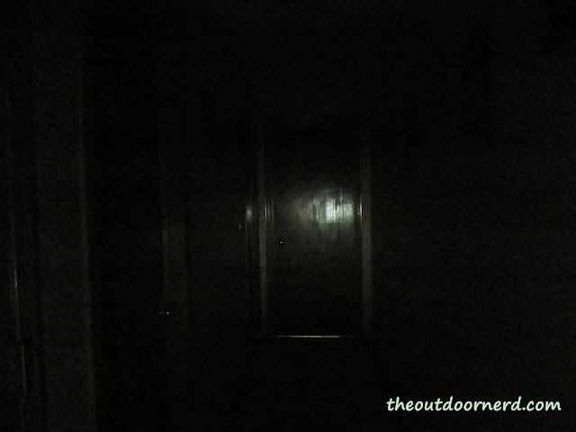Eagletac D25A Mini 1xAA Flashlight: Beamshot- Low