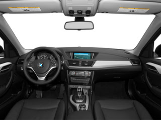 2014 BMW X1 SUV Interior