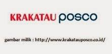 Lowongan Kerja PT Krakatau Posco Banten Januari 2015