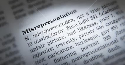 how to answer a question on misrepresentation Whether an insured's policy contains material misrepresentation of facts   questions being answered or conceals material facts in response to.