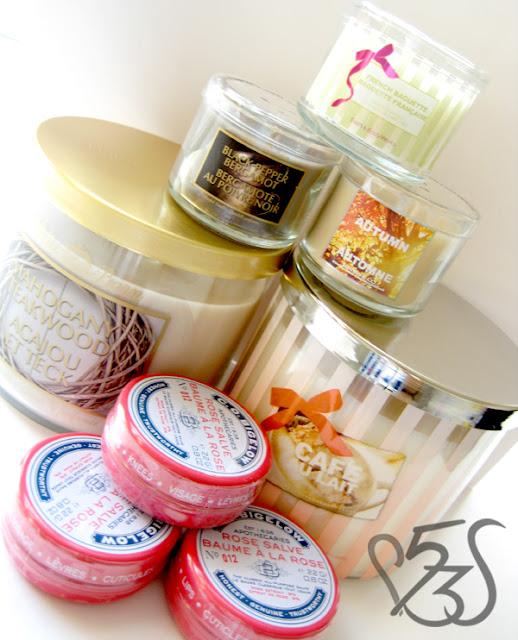 Bath & Body Works Candle Haul