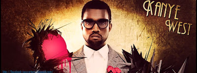Couverture facebook kanye west