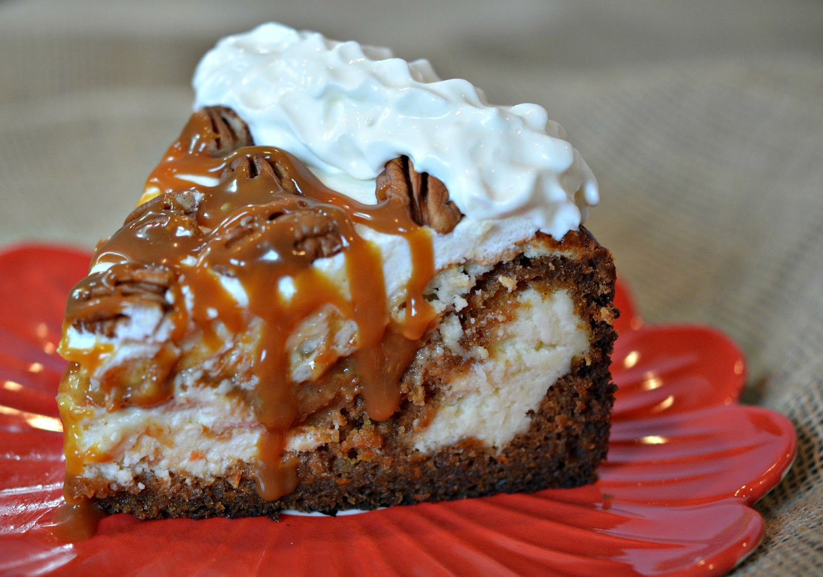 Cheesecake Factory Copycat Carrot Cake Cheesecake