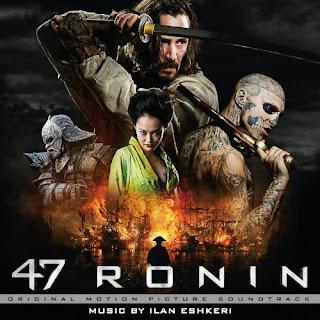 47 Ronins Faixa - 47 Ronins Música - 47 Ronins Trilha sonora - 47 Ronins Instrumental