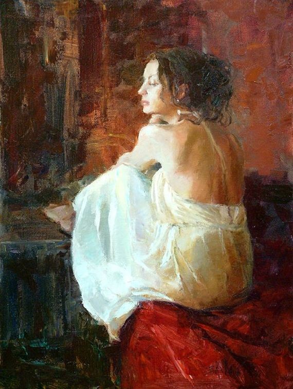 Charming Paintings By Eric Wallis - Fine Art and You ... - photo#33