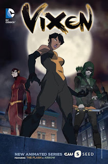 Vixen – Todas as Temporadas – HD 720p