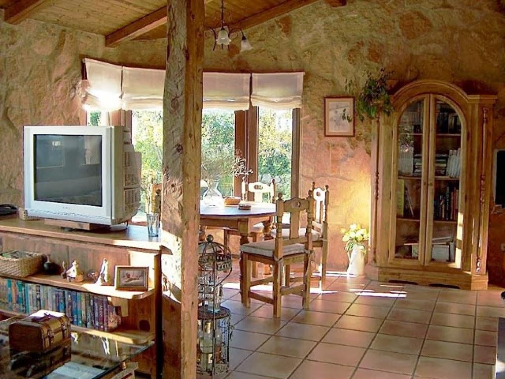 Decoraciones de casas rusticas dise os arquitect nicos for Decoraciones de hogar