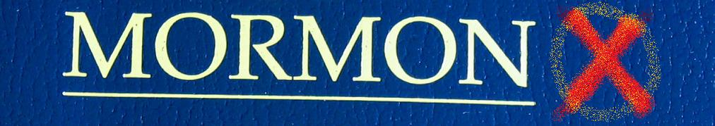 Mormon X