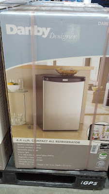 Danby Designer Full Compact All Mini Refrigerator to keep drinks cold