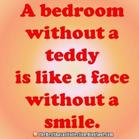teddy day whatsapp status dp on smile.jpg