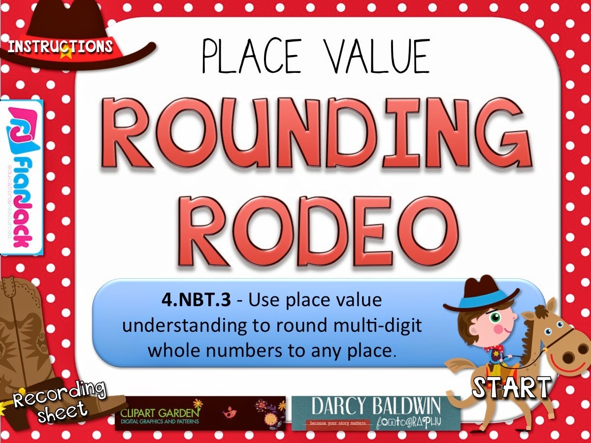 http://www.teacherspayteachers.com/Product/Place-Value-Partners-Rounding-Rodeo-PowerPoint-Game-1534494