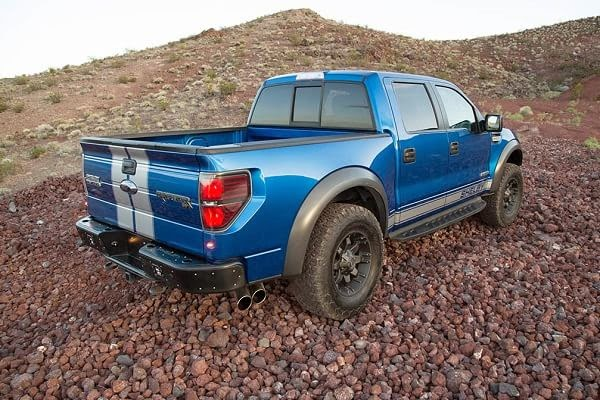 Shelby Ford F-150 Baja 700