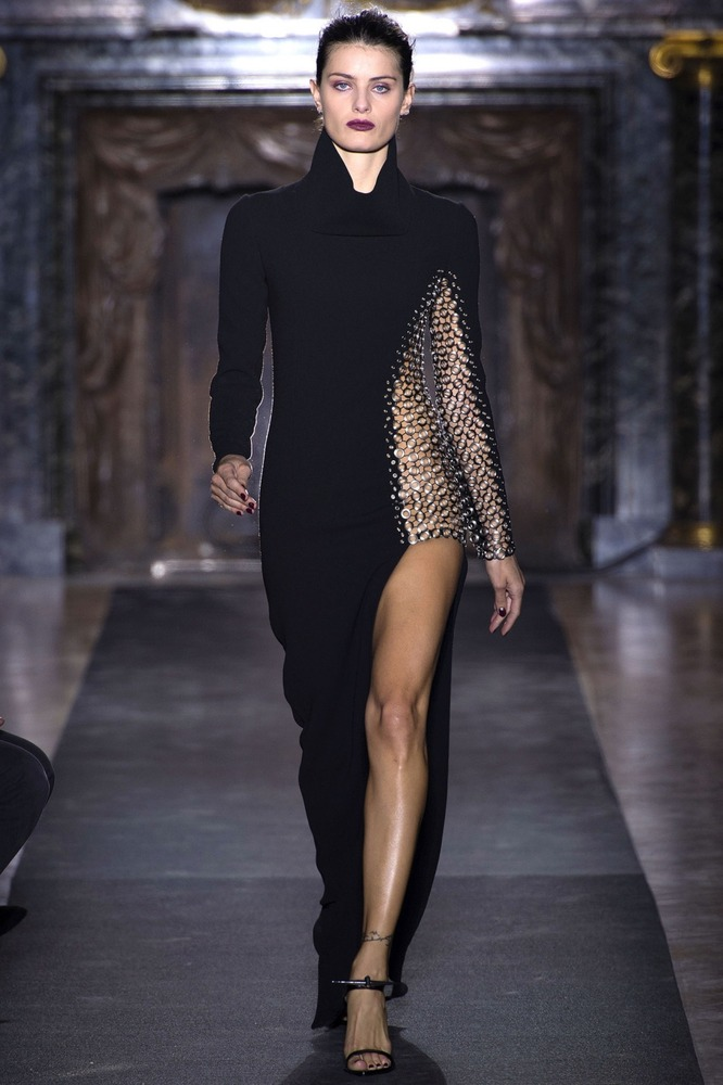 iz Andrew's Blog: Anthony Vaccarello Fall-Winter Show 2013 ...