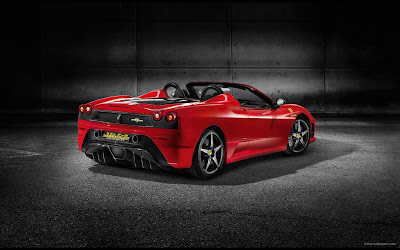 Ferrari Scuderia Spider HD Wallpapers for iPhone