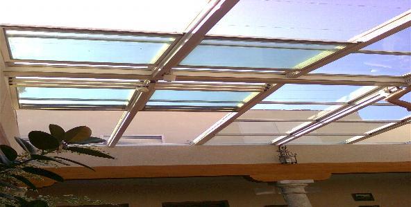 Rehabilitar tejado madrid - Tejados de cristal ...