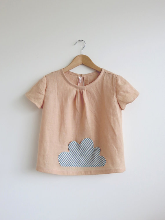 Moda Infantil Handmade en Etsy: Swallows Return