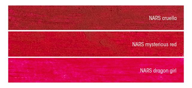 Nars Dragon Girl Vs Cruella Nars Velvet Matte Lip ...