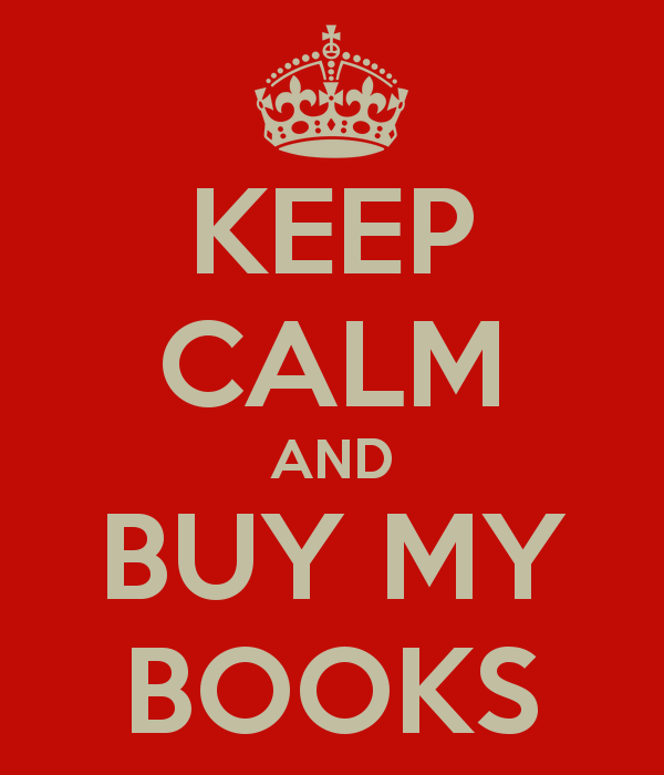 My Author Page at Amazon