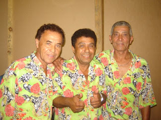 trio juazeiro-forró-baião