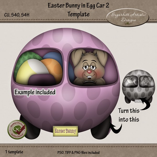 Easter Bunny Reese S Egg Cars: Sugarbutt Artistic Designs: New Templates Now In Stores