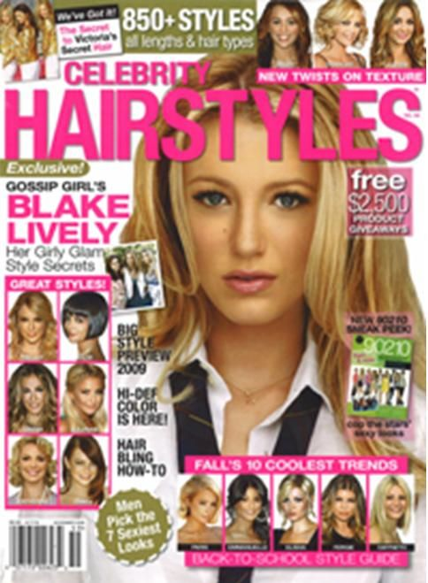 Hairstyle Magazines - Celebrity Hairstyles ~ Latest For Hairstyles
